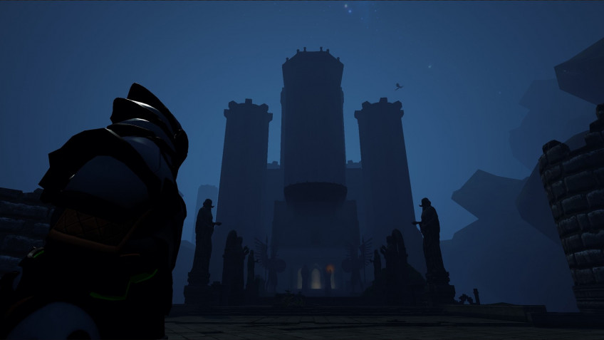 Дизайнер-одиночка вынес на Kickstarter ролевой боевик Rune Knights