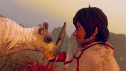 Финское приключение Skabma: Snowfall выходит на PC в начале 2022 года