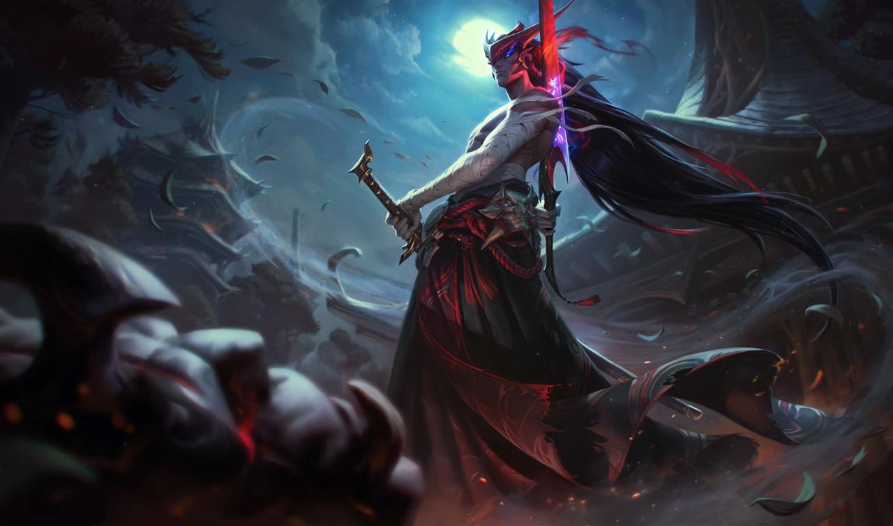 Создатели League of Legends представили Ёнэ, погибшего брата Ясуо