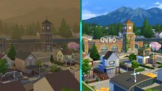 EA рассказала подробности о дополнении «Экологичная жизнь» к The Sims4