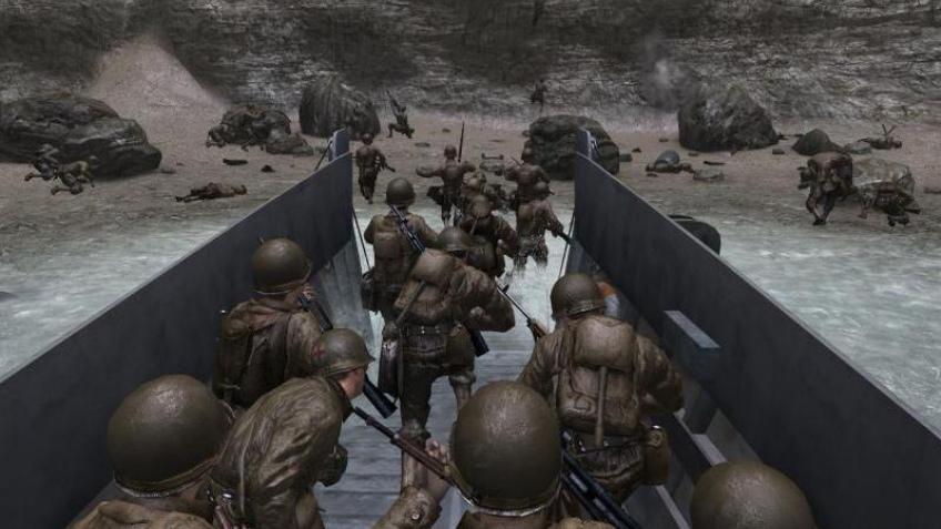 Call of Duty против терроризма?