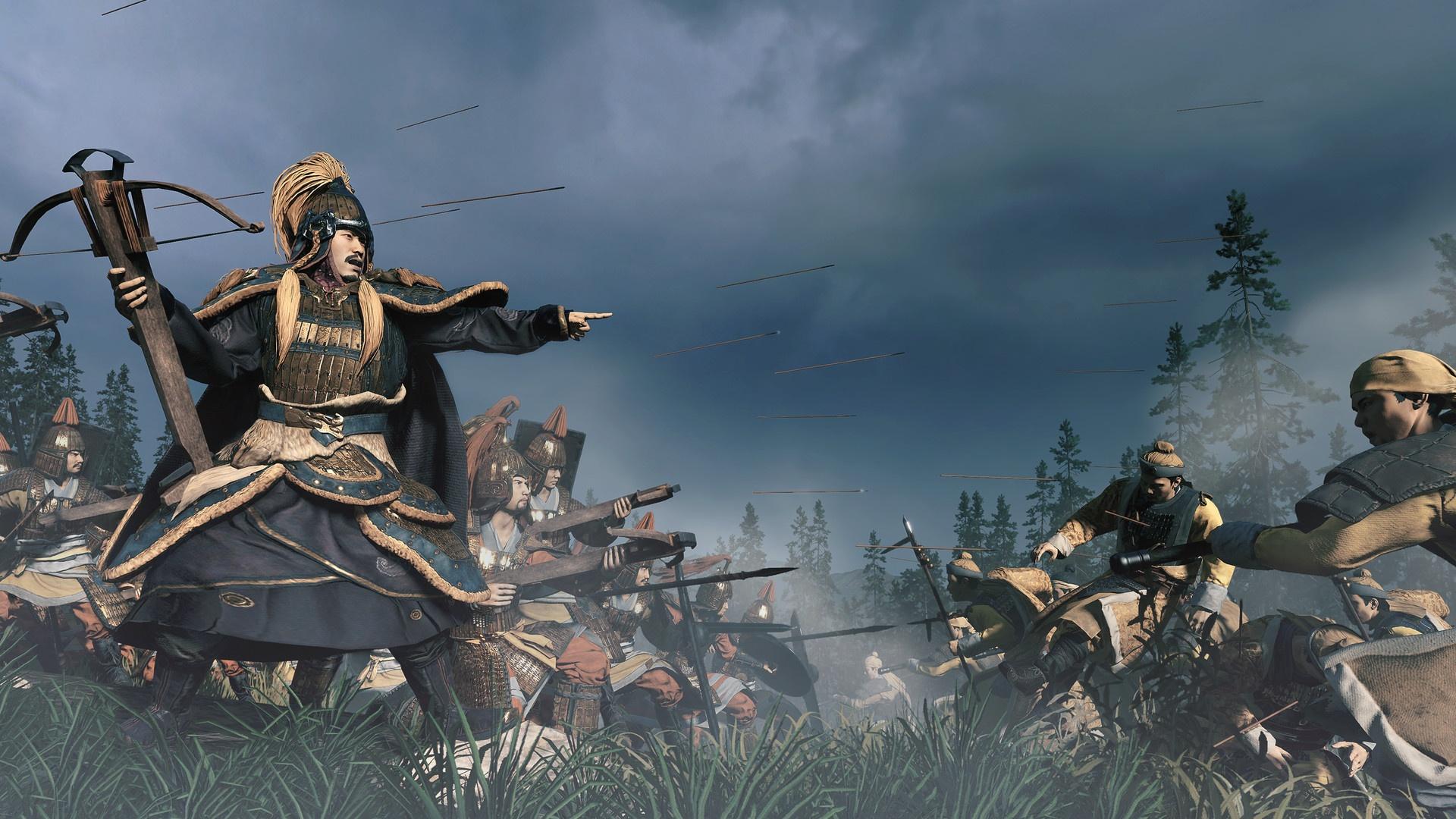 Приквел Total War: Three Kingdoms выйдет16 января