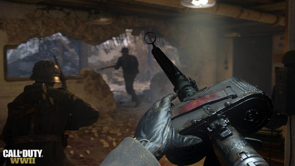 Авторы Call of Duty: WWII обещают историческую достоверность в режиме «Война»