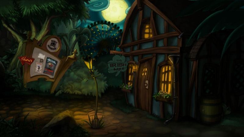 Фанаты делают собственную игру по Monkey Island