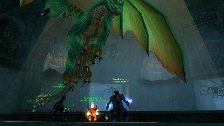 Мир Warcraft расширяется