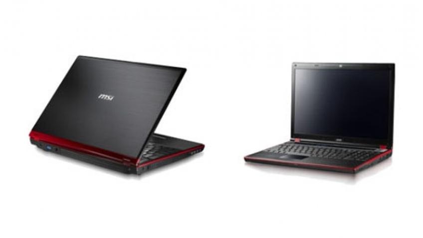 Игровые ноутбуки от MSI
