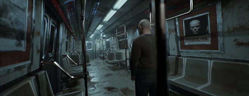 Создатель хоррора Post Trauma источником вдохновения называет Silent Hill 42