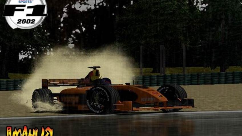 F1 2002 скоро
