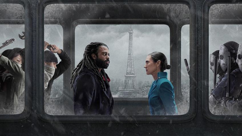 В трейлере продолжения «Сквозь снег» герои исследуют мир вне поезда