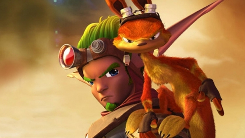 Четыре игры из серии Jak and Daxter выйдут на PS4