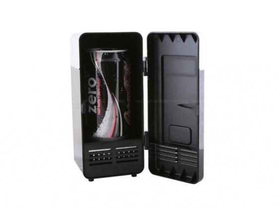 USB-холодильник с функцией подогрева