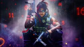 Утёк постер пятого сезона Call of Duty: Warzone с числами и новым оружием