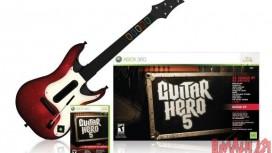 Guitar Hero5 с новой гитарой