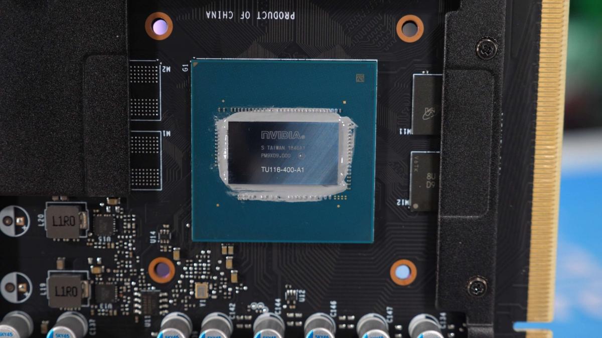 Видеокарта NVIDIA GeForce GTX 1660 Ti представлена официально