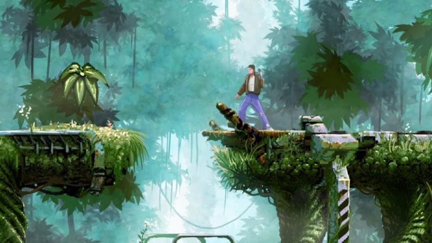 Ubisoft анонсировала ремейк Flashback