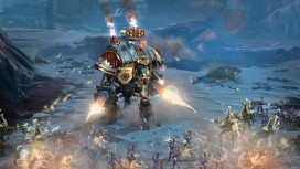 Авторы Warhammer 40,000: Dawn of War3 показали сорокаминутную битву 3х3