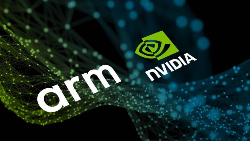 NVIDIA может купить ARM за32 миллиарда долларов