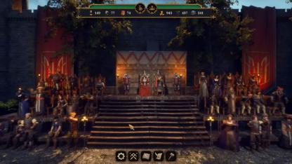 Создатели Castle Manager показали игровой процесс