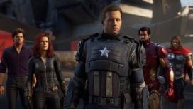 Square Enix наконец-то показала сюжетный экшен по Мстителям