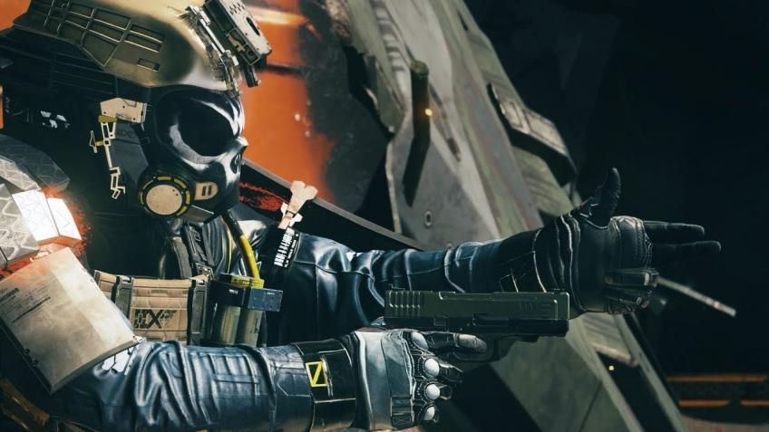 В Call of Duty: Infinite Warfare стартовал ивент в честь Хэллоуина