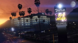 GTAO: Обитателей пентхаузов казино обеспечит ретро-играми, баром и лимузином