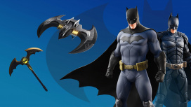 DC выпустит комикс-кроссовер о приключениях Бэтмена в Fortnite