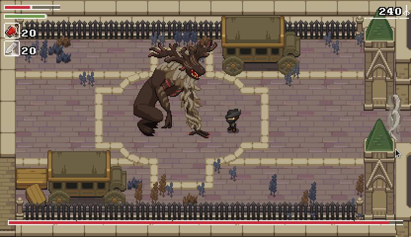 Энтузиаст воспроизвёл локацию Bloodborne в стиле ранних The Legend of Zelda