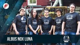 Розыгрыш призов от команды Albus NoX Luna по League of Legends