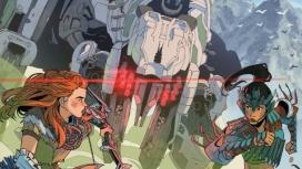 В 2020 году выйдет продолжение Horizon Zero Dawn, но в формате комикса
