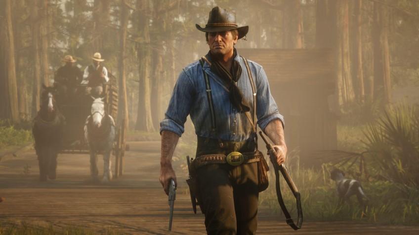 Игра Red Dead Redemption 2 вышла для персональных компьютеров
