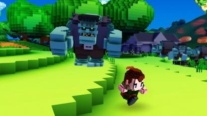 Ролевой экшен Cube World выйдет в Steam спустя8 лет разработки