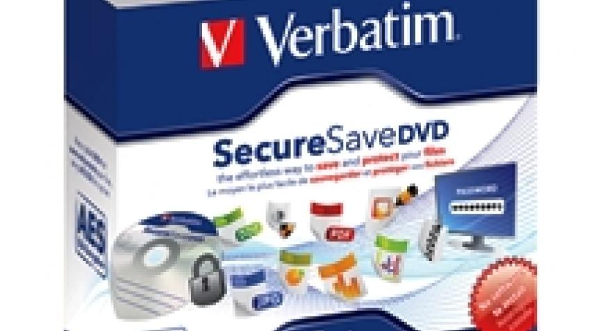 Защищенные DVD компании Verbatim