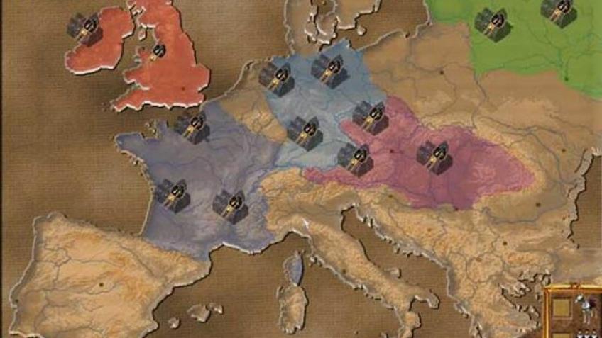 Наполеон снова в России