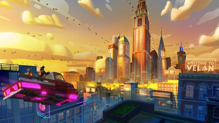 Electronic Arts выпустит дебютную игру Velan Studios