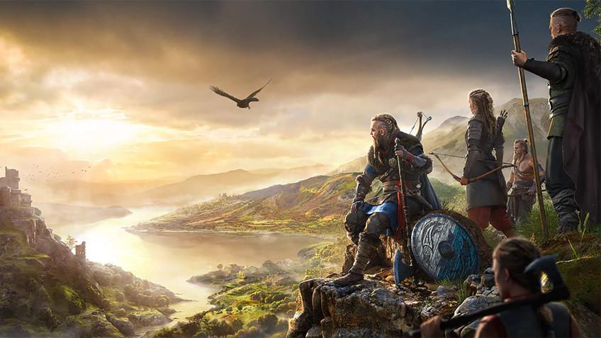 В сеть утекло сразу 30 минут геймплея Assassin's Creed Valhalla