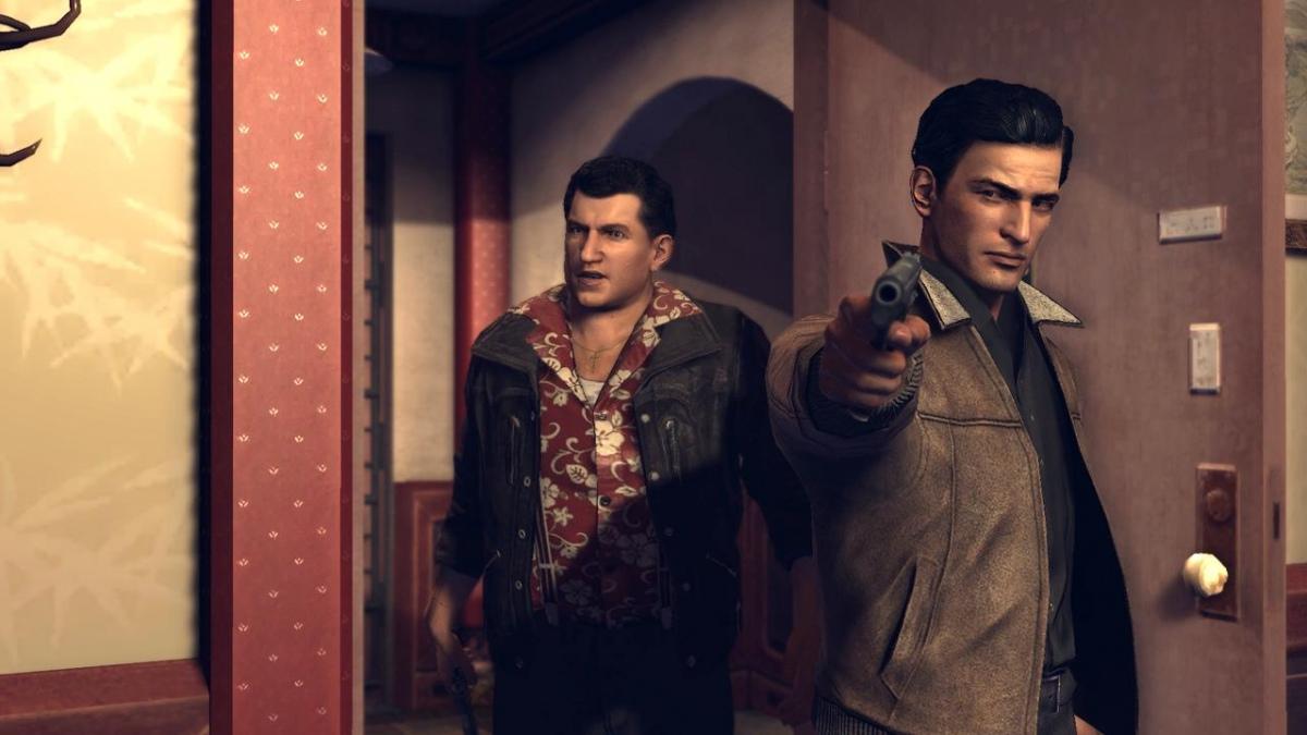 Mafia2 распродают в Steam по случаю анонса третьей части