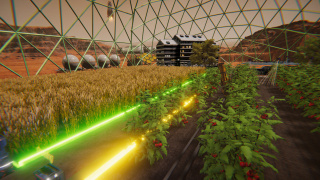 Не умереть на Марсе: PlayWay анонсировала Mars Colony Builder