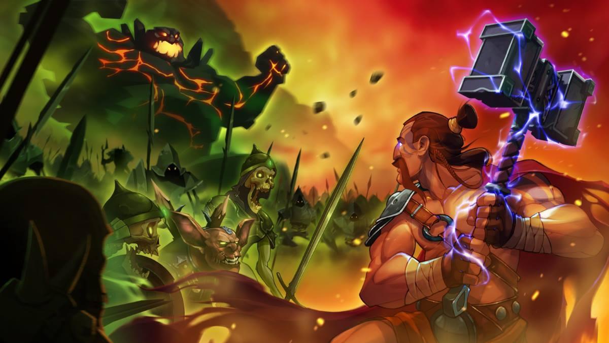 Wargaming показала игровой процесс Pagan Online