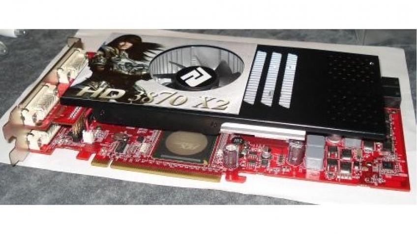 PowerColor модифицировал Radeon HD 3870 X2