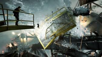 Remedy показала ранний прототип Quantum Break, некогда представленный Microsoft