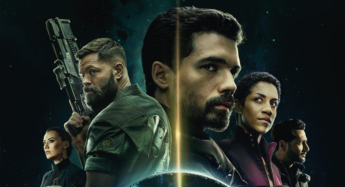 Сериал «Пространство» вернётся 13 декабря