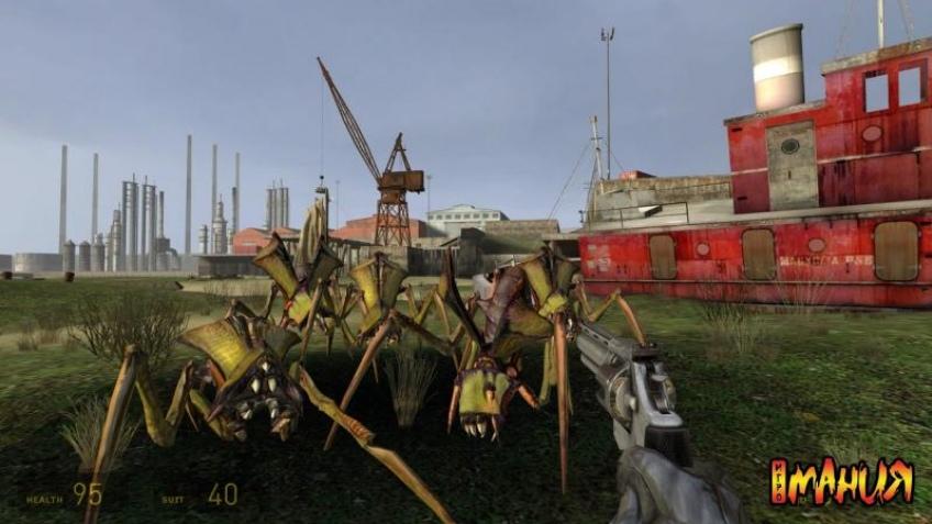Когда выйдет Half-Life 2?