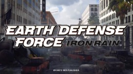 Анонсирована Earth Defense Force: Iron Rain для PS4