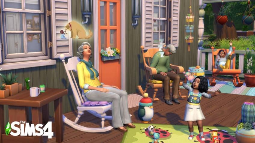 EA представила каталог по заявкам игроков «The Sims 4: Нарядные Нитки»