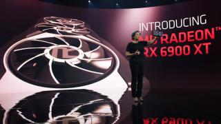 Big Navi: главное с презентации видеокарт AMD Radeon RX 6800