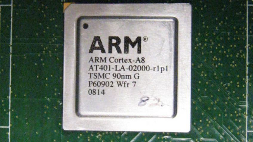 Apple подумывает о покупке ARM?