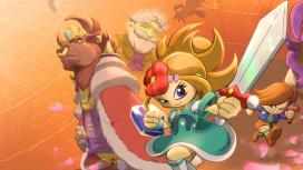 Авторы Yooka-Laylee стали издателями Blossom Tales 2: The Minotaur Prince