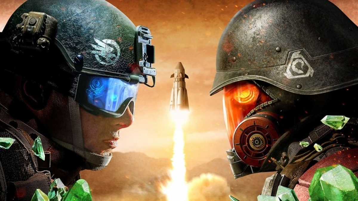 Состоялся релиз Command & Conquer: Rivals