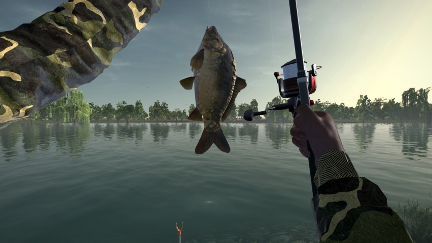 Ultimate Fishing Simulator переберётся на консоли