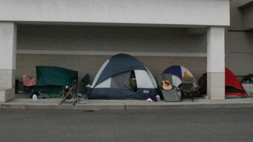 Запуск PS3: палаточный лагерь